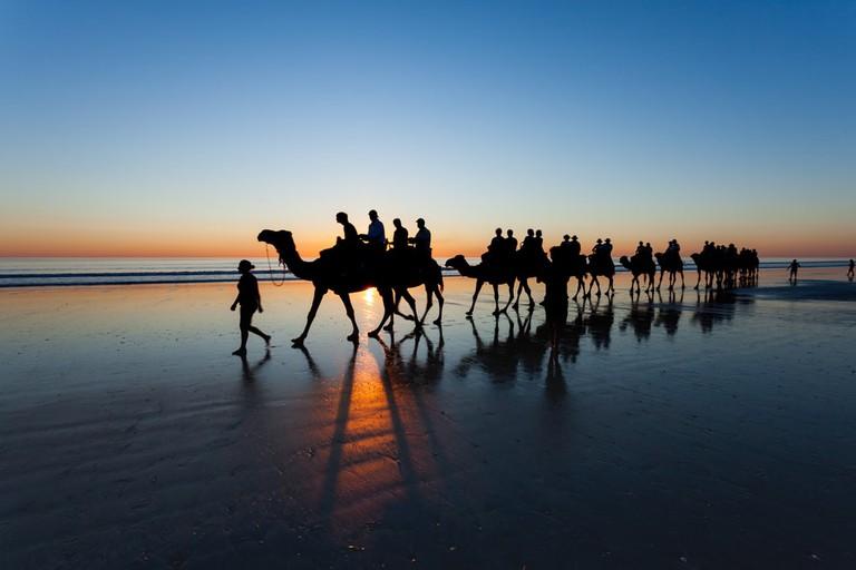 Cable Beach, Broome, Western Australia, Australia