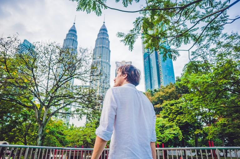 Petronas Twin Towers, Malaysia | © Elizaveta Galitckaia/Shutterstock