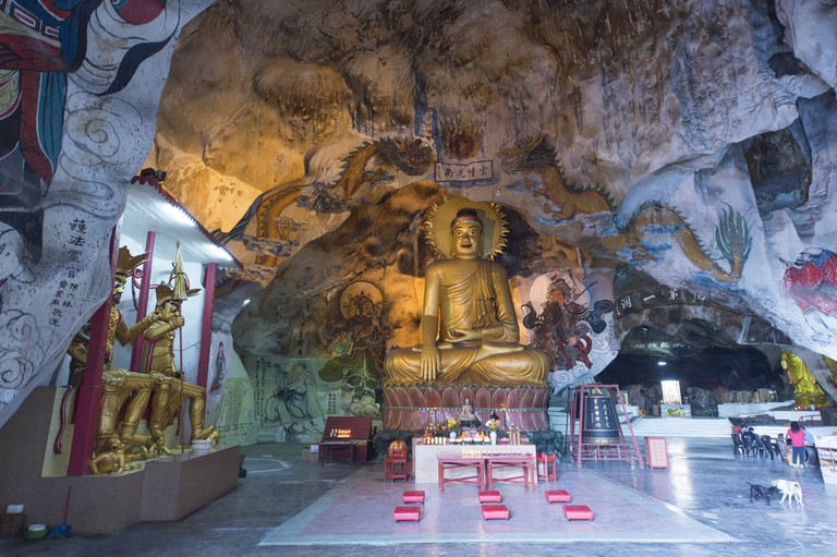 The Buddhist cave temples are a major attraction in Ipoh | © Muslianshah Masrie/Shutterstock