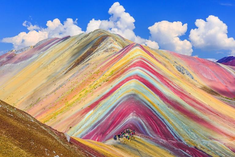 Vinicunca, Cusco Region, Peru