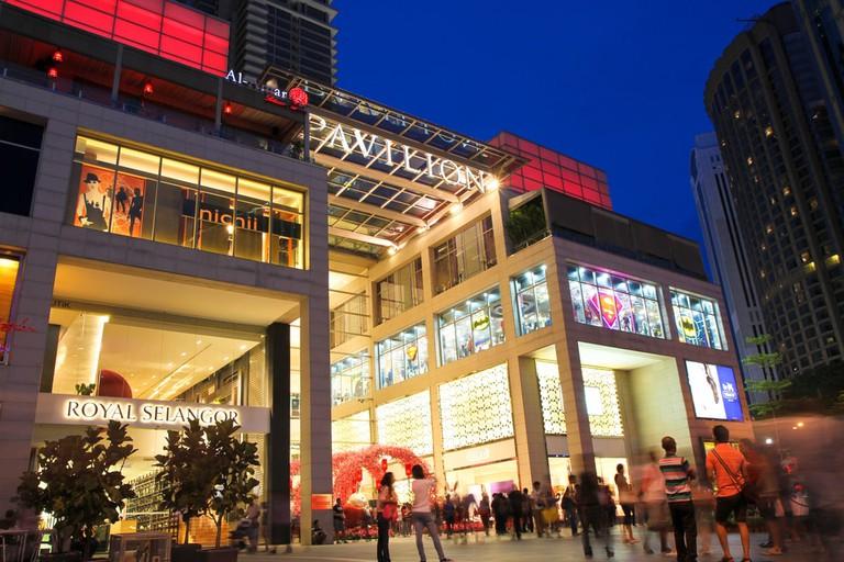 Pavilion, Kuala Lumpur, Malaysia