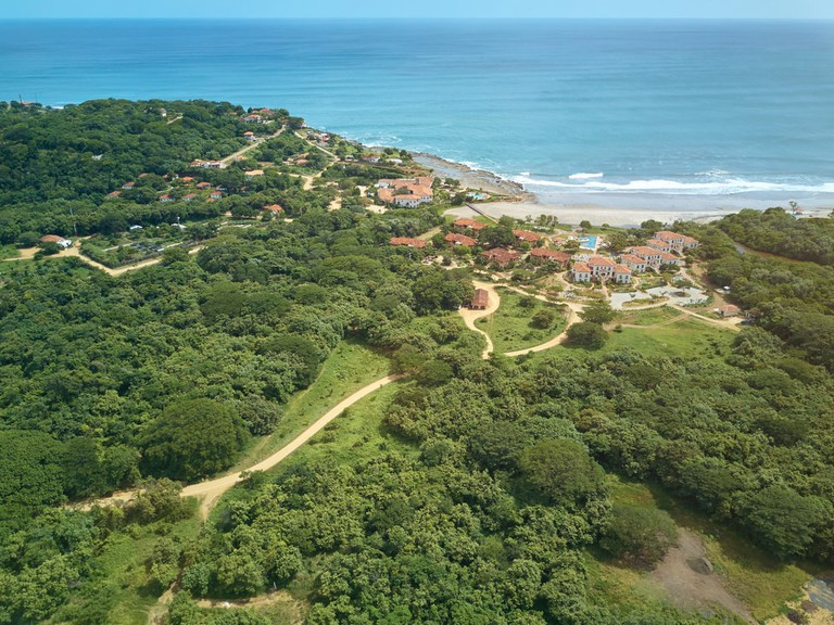 Luxury resort at a private beach community in Nicaragua