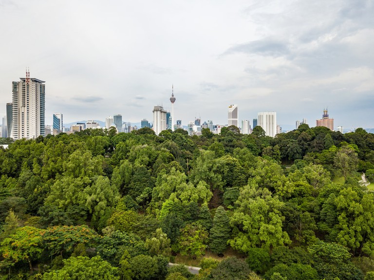 There are places to hike in Kuala Lumpur to escape the busy city