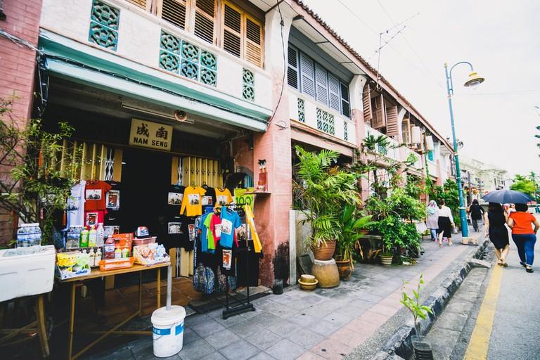 Georgetown, Penang, Malaysia | © Izuddin Helmi/Shutterstock