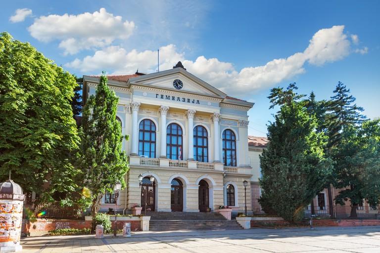 First Kragujevac Gymnasium, Serbia