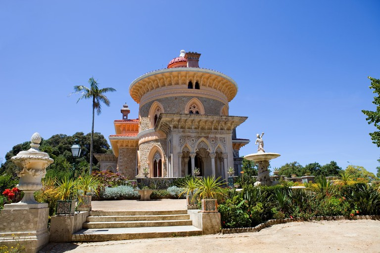 Palace of Monserrate, Sintra, Portugal