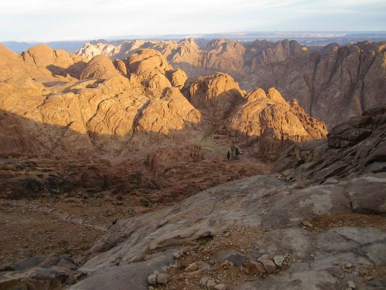 Saint Catherine, Sinai