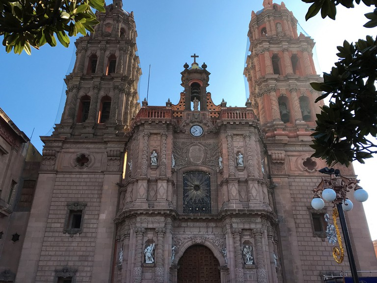 San Luis Potosí is an underrated colonial city