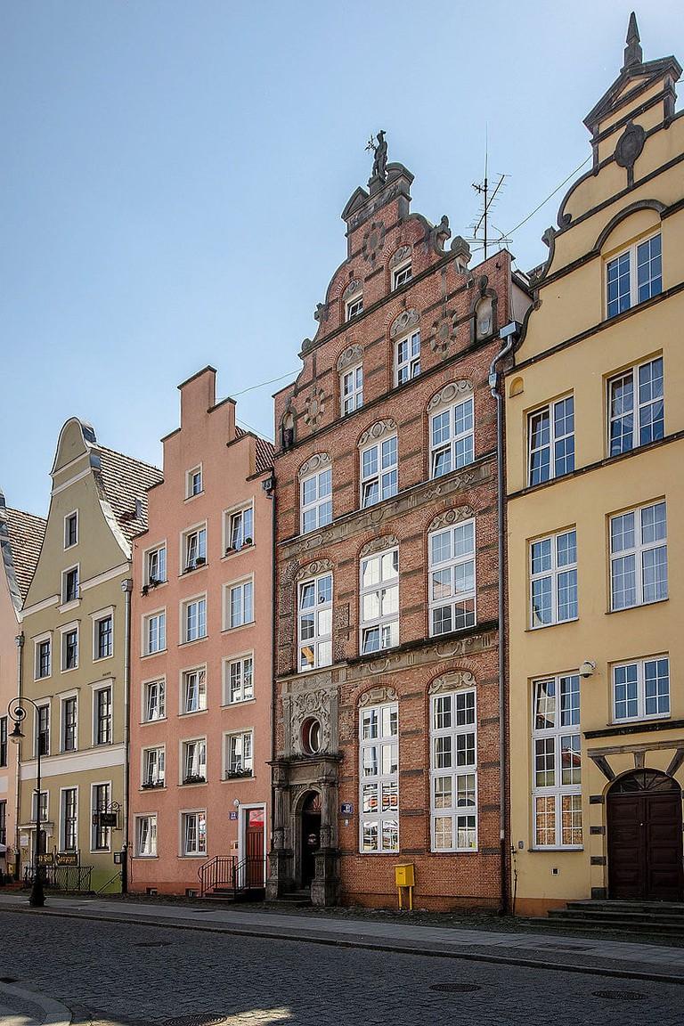 Elbląg's Tenement Buildings