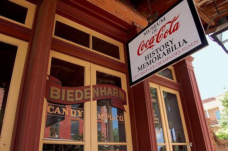 Bidenharn Coca-Cola Museum