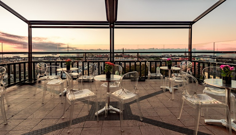 Solo Sokos Hotel Torni Helsinki Ateljee Bar