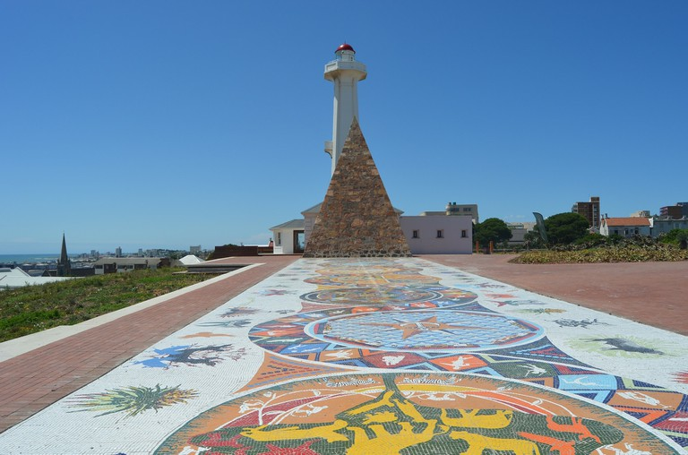 Part of Route 67, Port Elizabeth