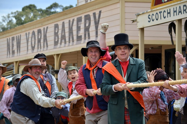 Sovereign Hill, Ballarat © Chris Fithall / Flickr