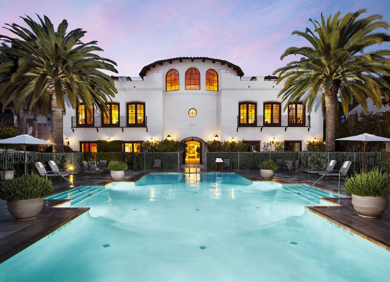 Spa Exterior - The Ritz-Carlton Bacara, Santa Barbara