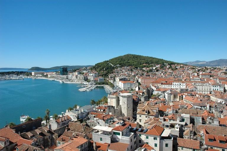 Split, Old Port