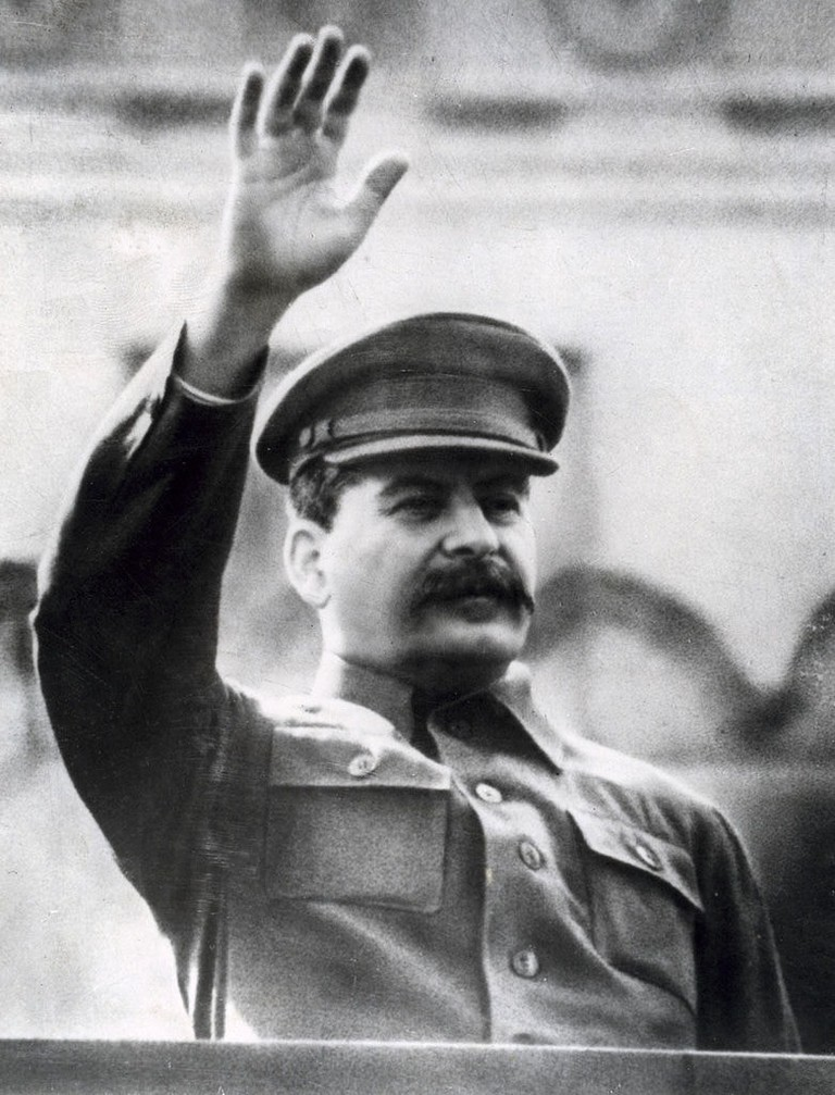 Stalin in July 1941