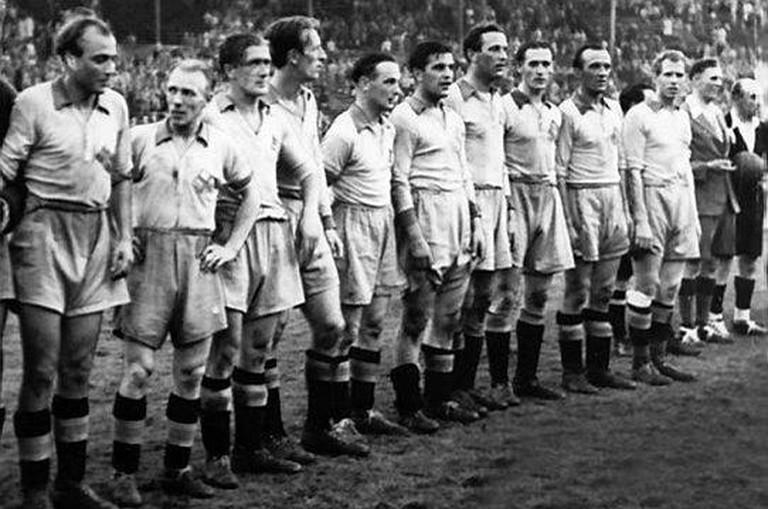 Swedennationalfootballteamolympic1948