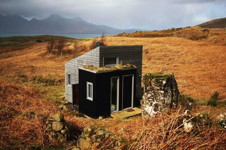 Sweeney's Bothy, Isle Of Eigg, Scotland