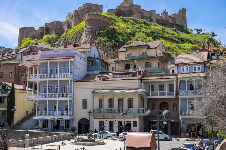 Tbilisi abanotubani
