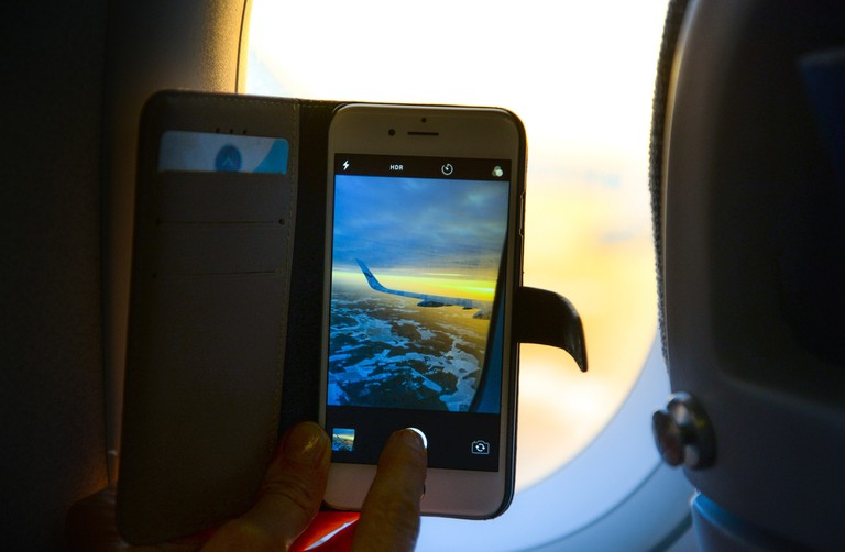 Make sure to download the useful apps before your flight