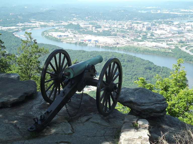 Chickamagua and Chattanooga National Military Park