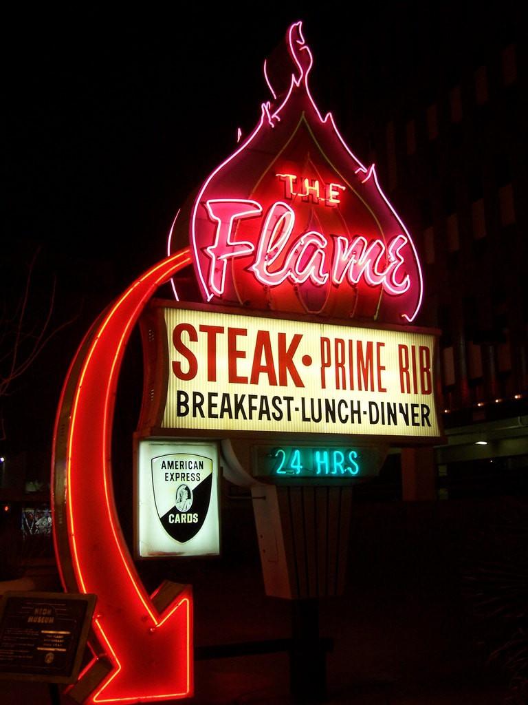 the-flame-neon-vegas