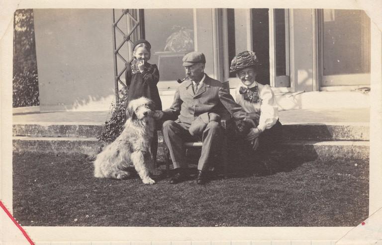 The Nettlefold Family - Winterbourne House and Garden