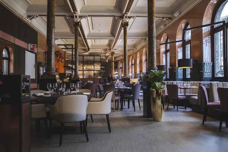 The restaurant at Opus XVI