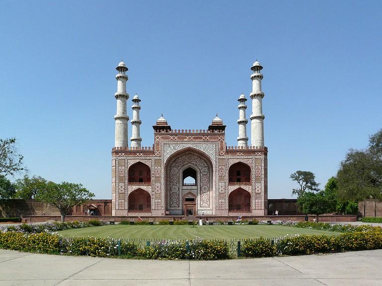 Tomb of Akbar.v1