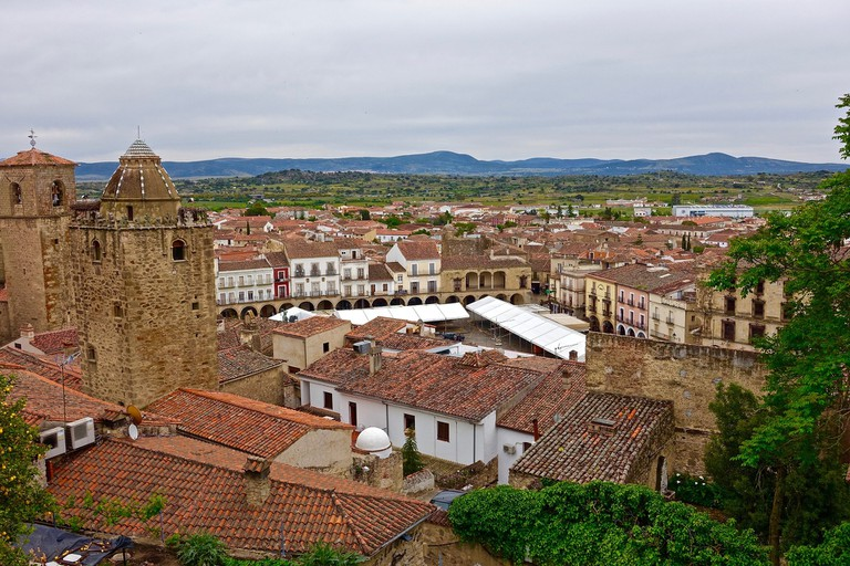 Trujillo, Extremadura, Spain
