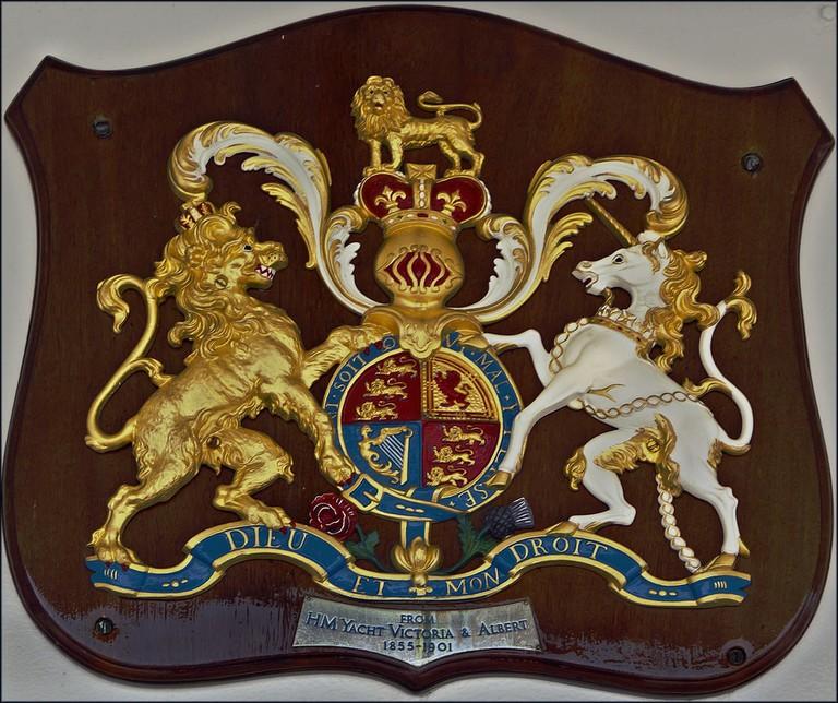 UK Royal Arms