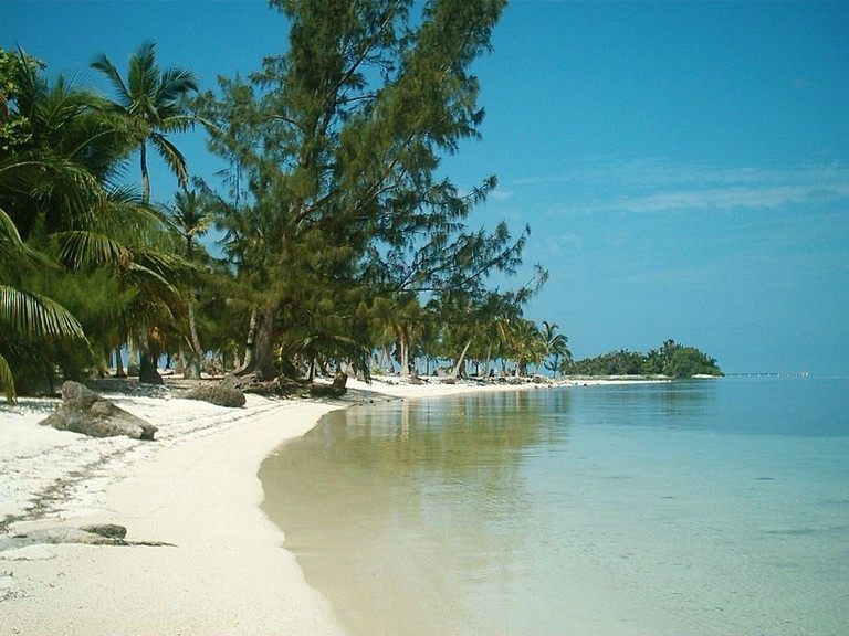 Utila is an ideal place to relax