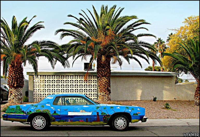 vegas-paradise-palms-car