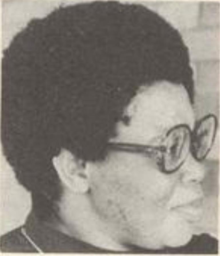 Victoria Nonyamezelo Mxenge
