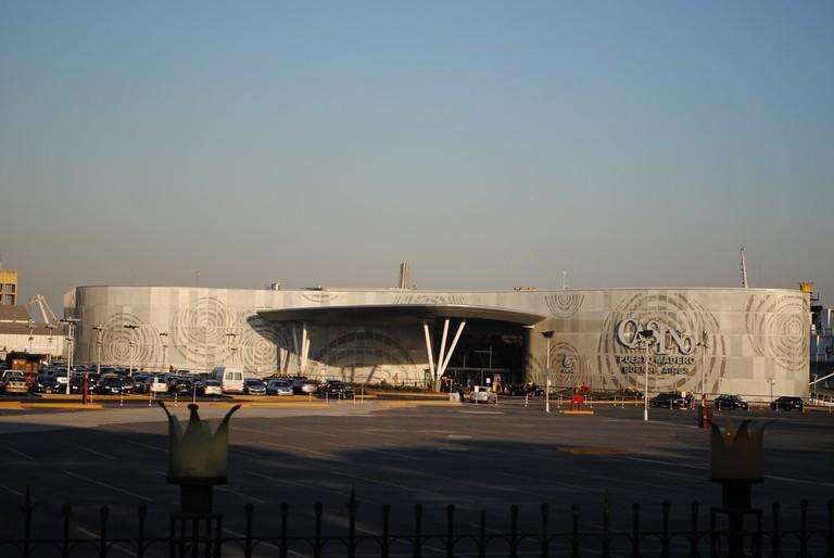The casino in Puerto Madero