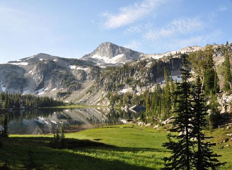 wallowa-mountain-range