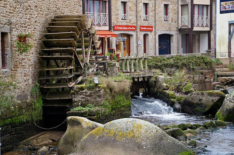 watermill pont-aven