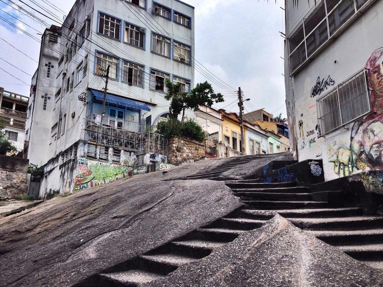 Pedra do Sal Rio de Janeiro
