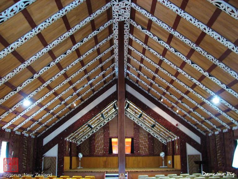 Whare Interior