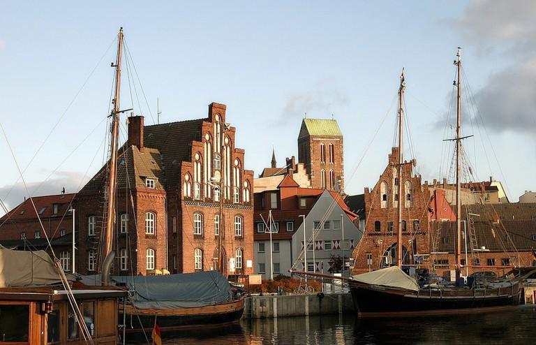 Wismar port