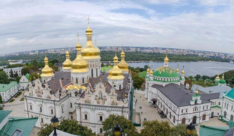 Києво-Печерська_лавра._Київ