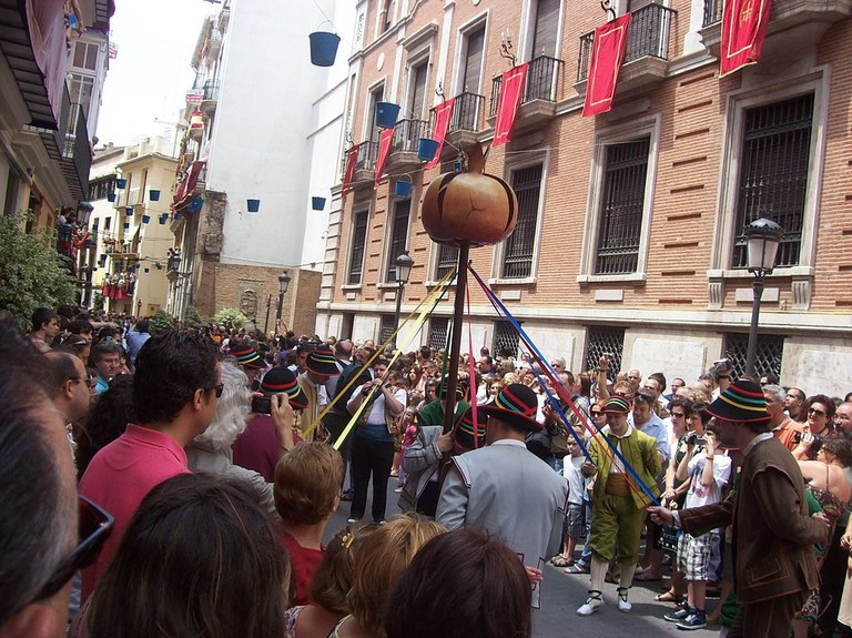 Corpus Christi Valencia, Spain