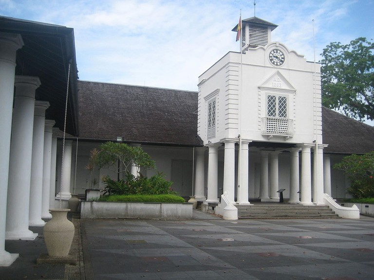 Old Court House Kuching