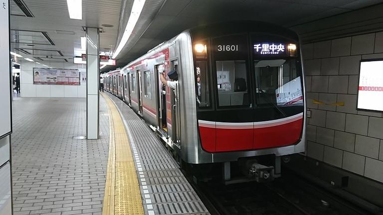 midosuji_umeda-station_osaka_japan