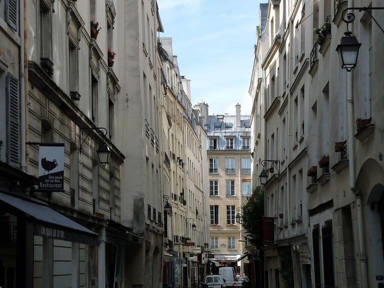 La Rue Marie-Stuart
