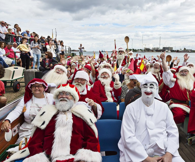 World Santa Claus Congress Bakken Dyerehaven