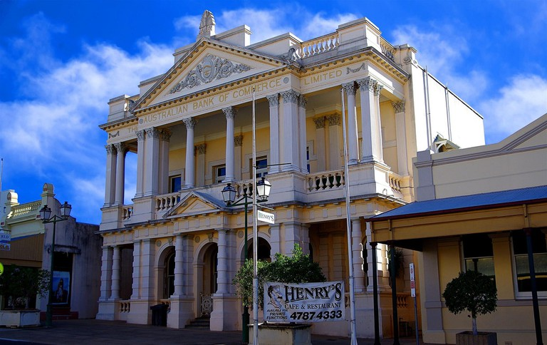 Historic Charters Towers