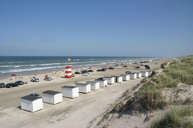 Blokhus Beach at The Bay Denmark