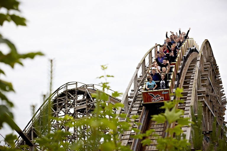 amusement park Jutland