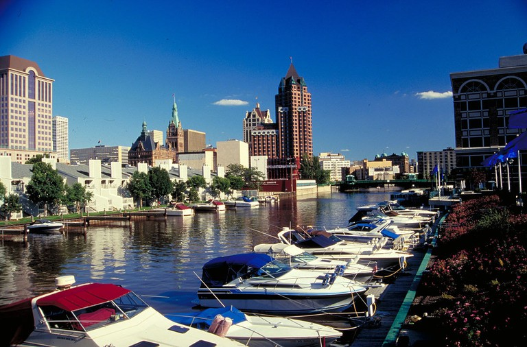 Milwaukee offers visitors nightlife options, outdoor activities, and a hip arts scene.